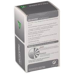 nicorette® Kaugummi 4 mg