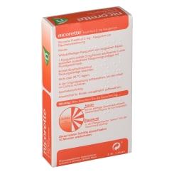 nicorette® Kaugummi freshfruit 2 mg