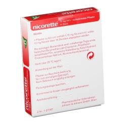 Nicorette® TX Pflaster 10mg/16h