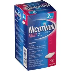 NICOTINELL® Kaugummi fruit 2 mg