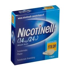 NICOTINELL® Transdermales Pflaster TTSH20
