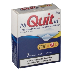 NiQuitin® CLEAR 14mg/24h