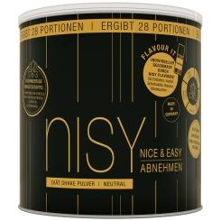 nisy Diät Shake Pulver neutral