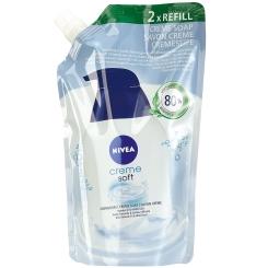 NIVEA® Creme Soft Flüssigseife Nachfüllbeutel
