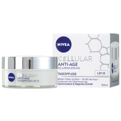 NIVEA® FACE Cellular Anti-Age Tagespflege LSF 15