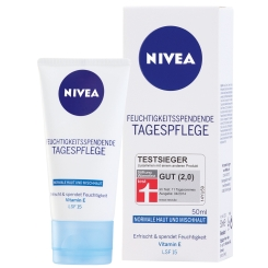 NIVEA® FACE Feuchtigkeitsspendende Tagespflege