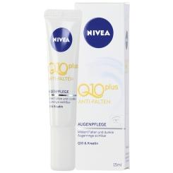 NIVEA® FACE Q10 Plus Anti-Falten Augenpflege