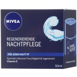 NIVEA® FACE Regenerierende Nachtpflege