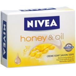 NIVEA® Honey & Oil Cremeseife