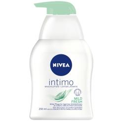 NIVEA® Intimo Natural Fresh Intimpflege Waschlotion