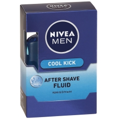 NIVEA® MEN Cool Kick After Shave Fluid