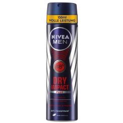 NIVEA® MEN Deodorant Dry Impact Spray