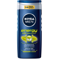 NIVEA® MEN Energy Pflegedusche