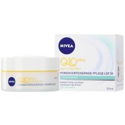 NIVEA® Q10 plus Anti-Falten Porenverfeinernde Pflege LSF 15