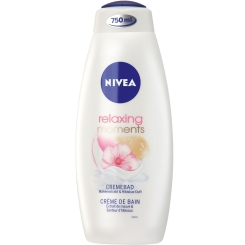 NIVEA® relaxing moments Cremebad