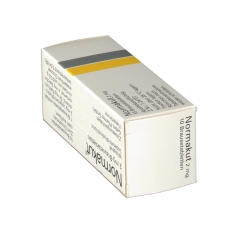 Normakut® 2mg-Brausetabletten