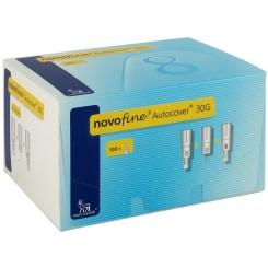 NovoFine® Autocover® 8 mm 30g Injektionsnadeln