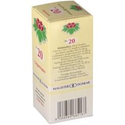 Nr. 20 Grippetropfen