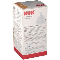 NUK® First Choice Einmal-Trinksauger Größe M