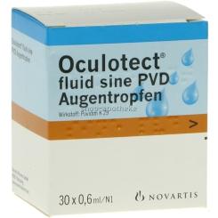 Oculotect Fluid sine PVD Augentropfen