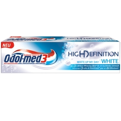Odol-med3 High Definition White