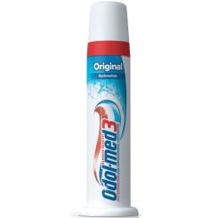 Odol-med3® Zahnpasta Spender