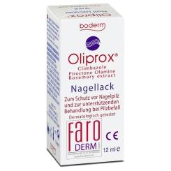 Oliprox® Nagellack