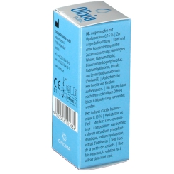 Olixia® Pure Augentropfen