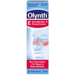 Olynth® 0,1% Schnupfen Dosierspray Schulkinder und Erwachsene