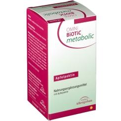 OMNi-BiOTiC® metabolic Apfelpektin Kapseln