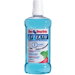 One Drop Only® EFFEKTIV classic Mundspüllösung