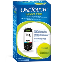 OneTouch Select® Plus mg/dl