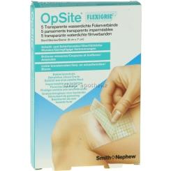 Opsite Flexigrid transp.Wundverb.6x7cm steril