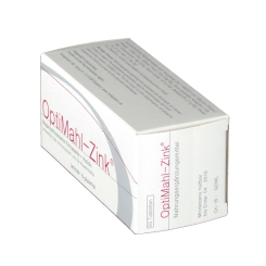 OptiMahl-Zink® 15mg Tabletten