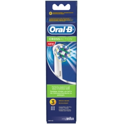 Oral-B® Cross Action Aufsteckbürste 3er