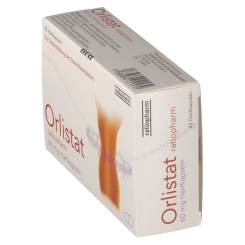 Orlistat® ratiopharm 60 mg
