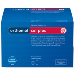 Orthomol Cor plus® 30er Tabletten/Kapseln