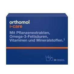 Orthomol i-CAre Granulat/Kapseln