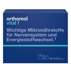 Orthomol Vital f® Granulat/Tablette/Kapseln Grapefruit