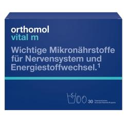 Orthomol Vital m® Granulat/Tablette/Kapseln Grapefruit
