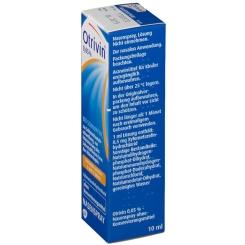 Otrivin® 0,05% Nasenspray ohne Konservierung
