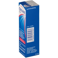 Otrivin® 0,1% Nasenspray ohne Konservierung