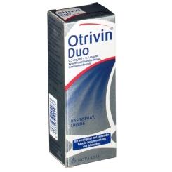 Otrivin® Nasenspray Duo