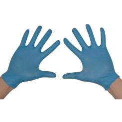 PARAM Einmalhandschuhe Nitril Größe XL