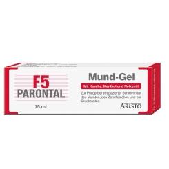 Parontal F5® Mundgel