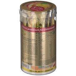 peeroton® MVD Mineral Vitamin Drink Sticks Pfirsich-Marille