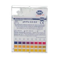 PH-FIX Indikatorstäbchen pH 2,0-9,0