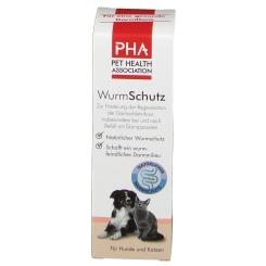 PHA Wurm Schutz für Hunde und Katzen flüssig