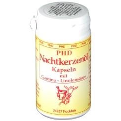 PHD Nachtkerzenöl Kapseln