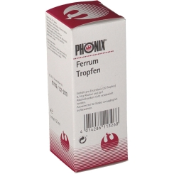 PHÖNIX® Ferrum Tropfen